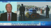CTV News Channel: Security at Peres' funeral