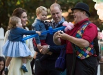 The Duke and Duchess of Cambridge attend a children's party with Prince George and Princess Charlotte at Government House in Victoria, B.C. Thursday, Sept 29, 2016. THE CANADIAN PRESS/Jonathan Hayward