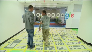 Software developers at Google in Montreal on Sept. 30, 2016