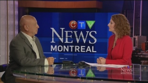 CTV Montreal: Mental Health Awareness Week begins