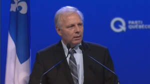 Jean-Francois Lisée was elected the 9th leader of the Parti Quebecois with 50.03% of the votes on the second ballot (Oct. 7, 2016)