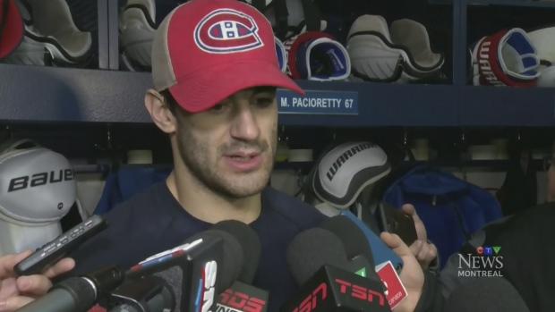CTV Montreal: No Carey Price