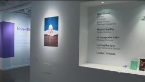 CTV Montreal: Non-profit gallery