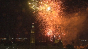 CTV National News: A bash 150 years in the making