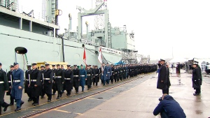 CTV National News: Final salute to HMCS Preserver
