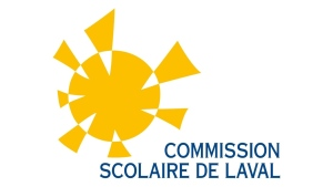 Commission scolaire de Laval logo