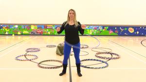 Winnipeg woman teaches hula hooping classes