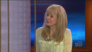 CTV Montreal: Kathy Reichs, The Bone Collection