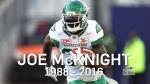 CTV News Channel: Roughrider Joe McKnight killed