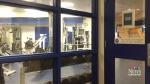 Hidden camera discovered inside gym