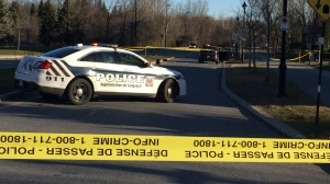 A stabbing near Adoncour and Cure-Poirier East was one of three reported in Longueuil on Sunday morning.