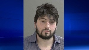 Frederick Gingras, 21, has been charges with two counts of first-degree murder and two counts of attempted murder.