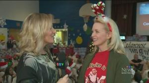 CTV Montreal: Spirit of Giving: Cedarcrest