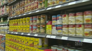 CTV Montreal: Food insecurity in Montreal