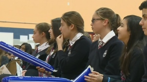 CTV Montreal: Kuper Academy honours own