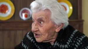 Knar Yemenidjian, a survivor of the Armenian genocide, passed away at age 107 on Jan. 19, 2017 (Photo courtesy Genocide Centennial)