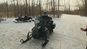 CTV Montreal: Staying safe on the trails