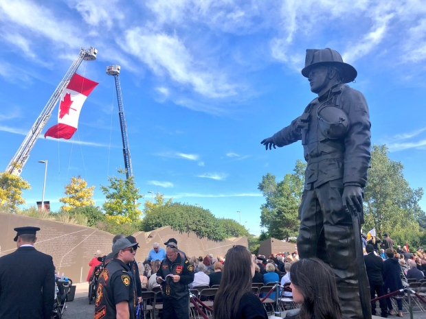 Canadian Firefighters Memorial