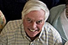 Earl Jones, in a photo taken from the Riverview School Board of Trustees
