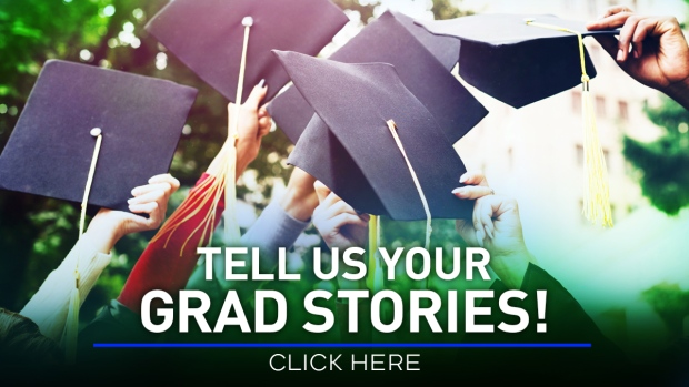 Send us your grad stories