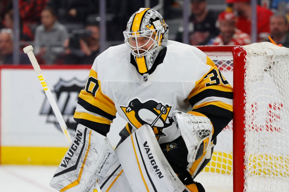 Habs will have to get past the Pens' Matt Murray