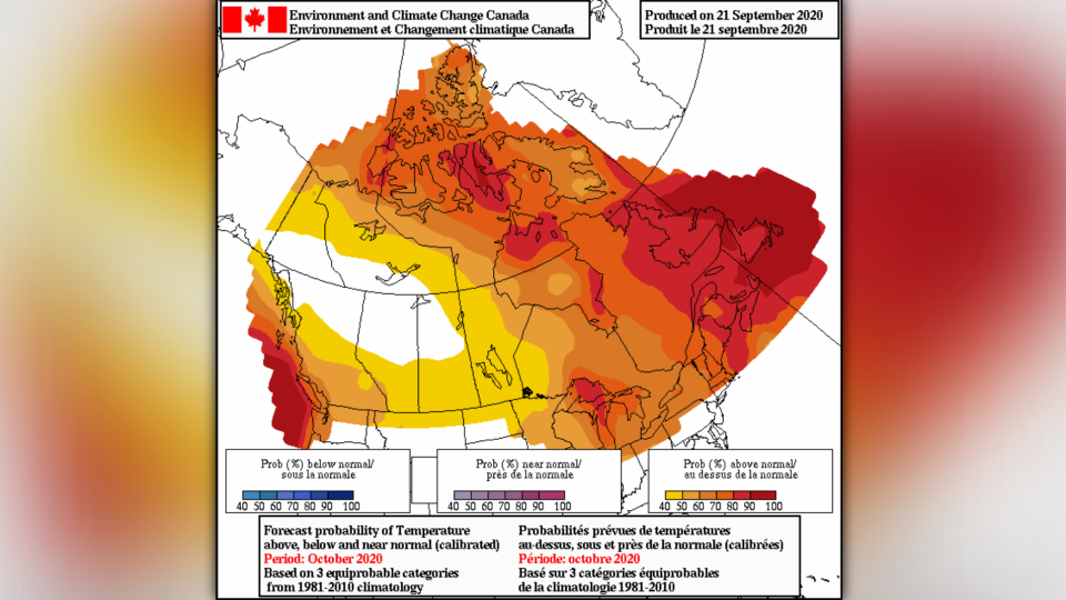 Environment Canada graphic
