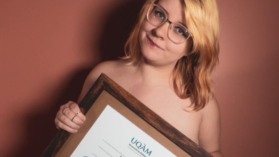 Sexologist Amelie Bouchard