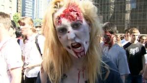 Zombie attack?