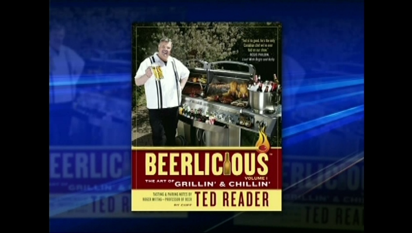 CTV Montreal: Author Interview: Ted Reader, Beerlicious