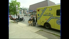 Quebec's 2,500 paramedics narrowly avoid a strike on Friday.