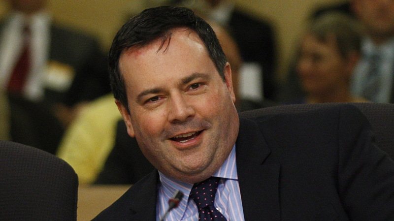 Minister of Immigration Jason Kenney testifies at a Senate committee on refugee Bill C-31 in Ottawa on Monday, June 18, 2012. (THE CANADIAN PRESS/Sean Kilpatrick)