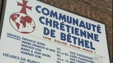 Congregants of the Bethel Christian Community in Ahunstic are suing their pastor Rev. Mwinda Lezoka for $200,000 they clain he stole.