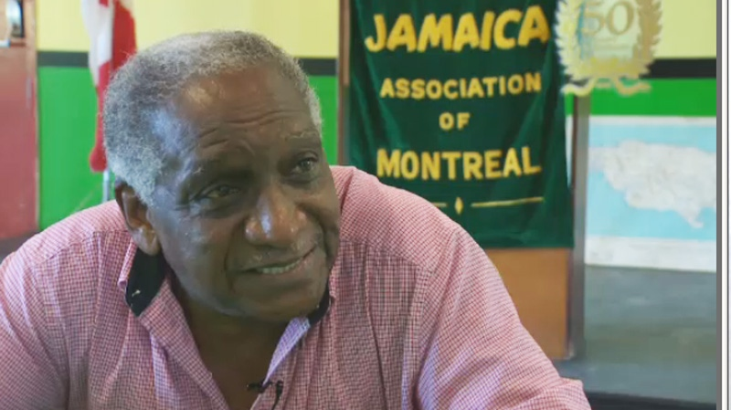 Noel Alexander has led Montreal's Jamaica Association for many of the country's 50 years of independence.