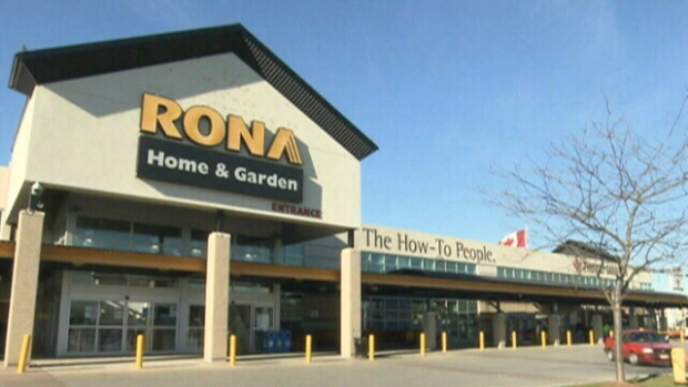 Rona Inc. has received and rejected a $1.76-billion