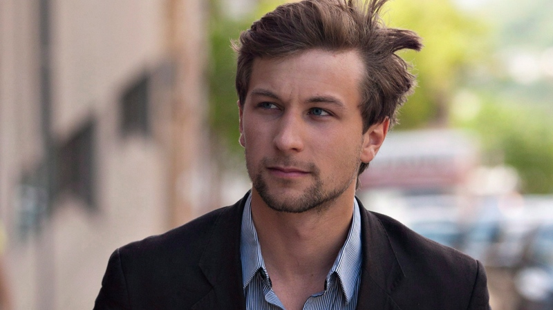 Gabriel Nadeau Dubois is seen in this May, 2012 file photo. (Jacques Boissinot / THE CANADIAN PRESS)