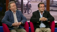 CTV Montreal: Political Panel: Lapierre and Macpherson