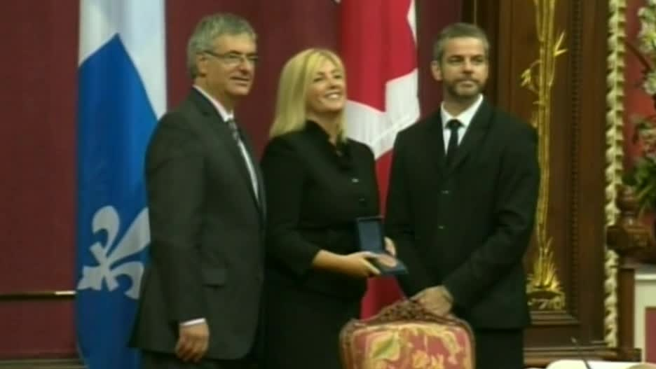 CTV Montreal: Liberal, CAQ sworn in