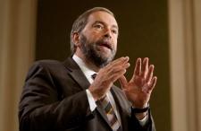 Thomas Mulcair NDP caucus