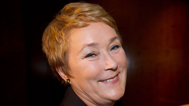 Quebec elected premier Pauline Marois smiles as she leaves a news conference on Wednesday, Sept. 5, 2012 in Montreal. (The Canadian Press/Paul Chiasson)
