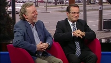 CTV Montreal: Politics: Jean Lapierre and Don Macpherson