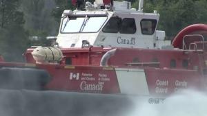 CTV BC: Outspoken Coast Guard member removed