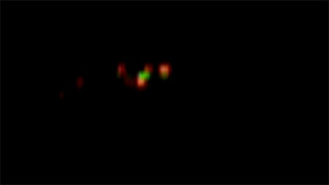 A Cote St. Luc doctor took this picture in 2012 of what he believed was a UFO