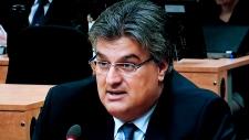 Former construction boss Lino Zambito