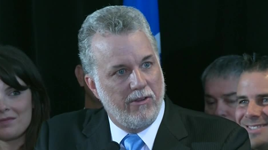 CTV Montreal: Philippe Couillard running for Liberal leadership