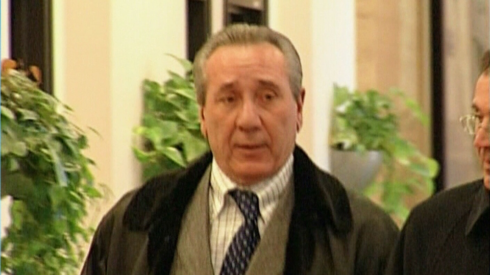 Vito Rizzuto is seen in this undated image.