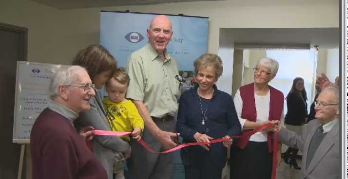 The MAB-Mackay centre unveiled a newly renovated space on Sherbrooke St. West this week.
