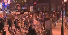 Anti-police brutality demonstration