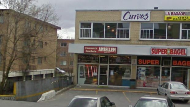 Amsellem butcher/deli shop on Westminster
